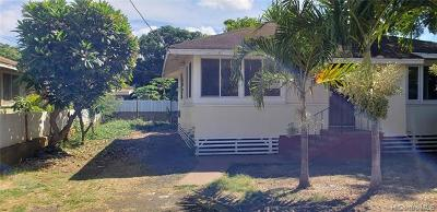 Waianae Rental For Rent: 84-978 Farrington Highway