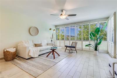 Honolulu County Condo/Townhouse For Sale: 217 Prospect Street #F11