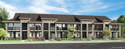 Ewa Beach Condo/Townhouse For Sale: 91-3524 Iwikuamoo Street #404