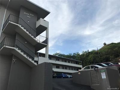 Honolulu HI Condo/Townhouse For Sale: $350,000