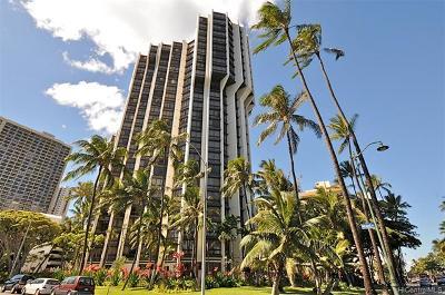 Honolulu Condo/Townhouse For Sale: 300 Wai Nani Way #1111