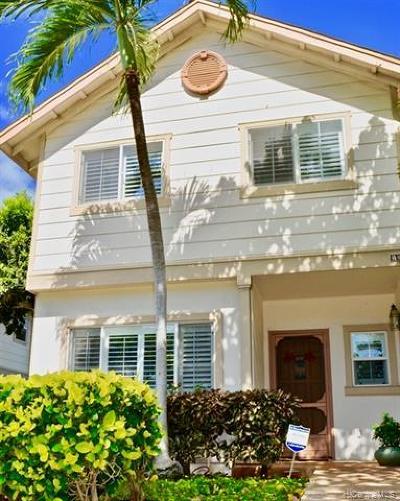 Ewa Beach Condo/Townhouse For Sale: 91-1066 Kaimalie Street #2H1
