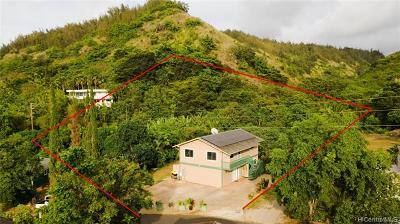 Haleiwa Single Family Home For Sale: 58-348a Kamehameha Highway