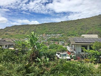 Honolulu Residential Lots & Land For Sale: 1802 Manaiki Place