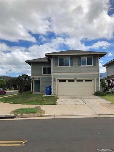 Waianae Single Family Home For Sale: 87-1514 Laia Street