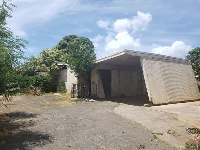 Honolulu County Single Family Home For Sale: 91-830 Kimopelekane Road