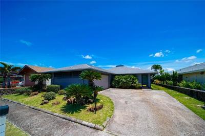 Mililani Single Family Home For Sale: 95-583 Leleiona Street