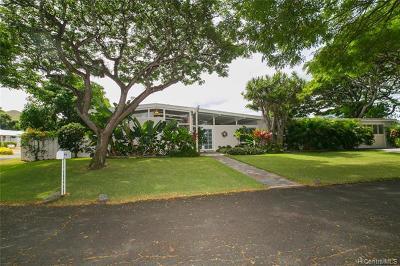 Kaneohe Single Family Home For Sale: 44-011 Aumoana Place