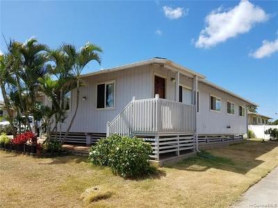 Ewa Beach Single Family Home For Sale: 91-1792 Pualoalo Place