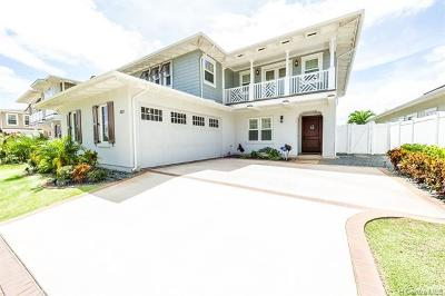 Ewa Beach Single Family Home For Sale: 91-1080 Kaikohola Street