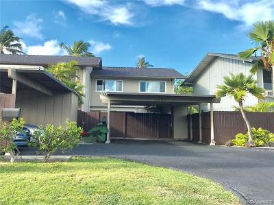 Honolulu Condo/Townhouse For Sale: 610 Koko Isle Circle #/2001