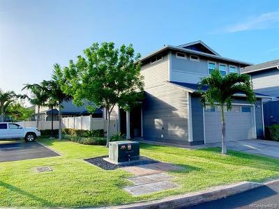 Ewa Beach Single Family Home For Sale: 91-6221 Kapolei Parkway #527