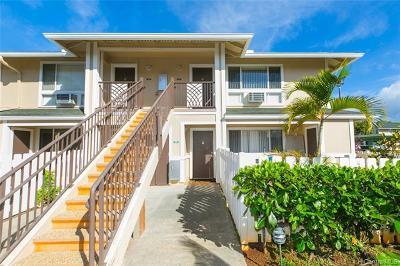 Condo/Townhouse For Sale: 95-1067 Koolani Drive #351