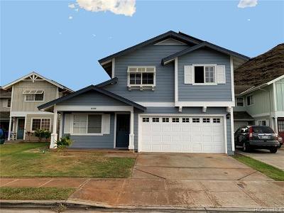 Waianae HI Single Family Home For Sale: $550,000