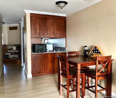 Aiea Condo/Townhouse For Sale: 98-650 Moanalua Loop #247