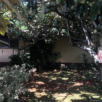 Mililani Single Family Home For Sale: 95-174 Wailawa Street