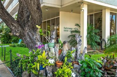 Honolulu Condo/Townhouse For Sale: 2345 Ala Wai Boulevard #1511