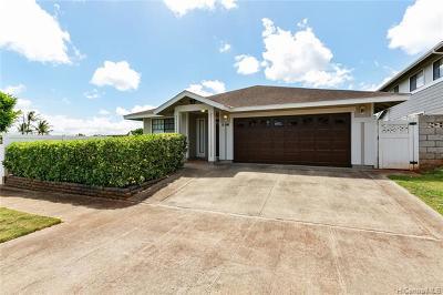 Waipahu Single Family Home For Sale: 94-1010 Kaiamu Street