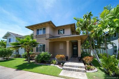Ewa Beach Single Family Home For Sale: 91-1074 Hokuikekai Street