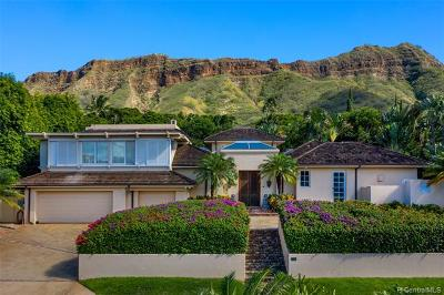 Honolulu Single Family Home For Sale: 3864 Owena Street