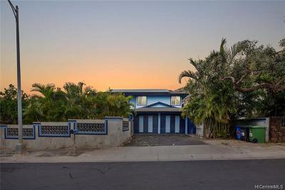 Waianae Single Family Home For Sale: 86-416 Popohau Place