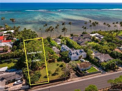Honolulu Residential Lots & Land For Sale: 5699 Kalanianaole Highway #2