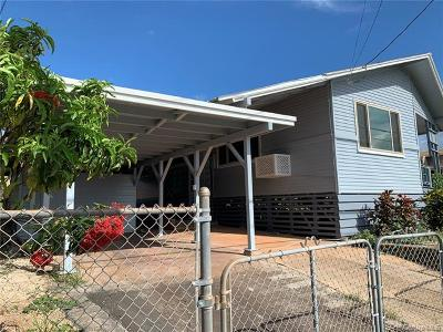Waipahu Single Family Home For Sale: 94-1262 Huakai Street