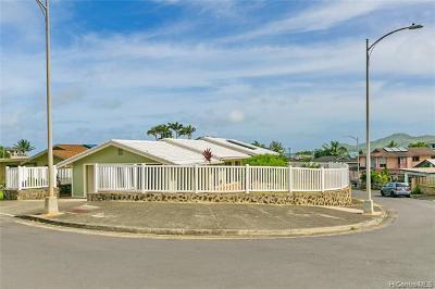 Kaneohe Single Family Home For Sale: 45-328 Lolopua Street