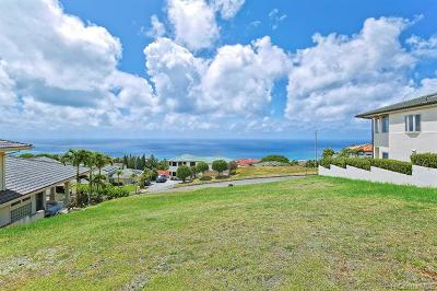 Honolulu Residential Lots & Land For Sale: 1174 Ikena Circle