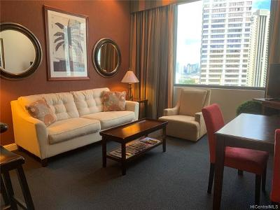 Honolulu Condo/Townhouse For Sale: 1850 Ala Moana Boulevard #1208