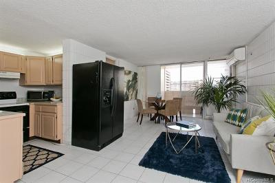 Honolulu Condo/Townhouse For Sale: 3215 Ala Ilima Street #B505