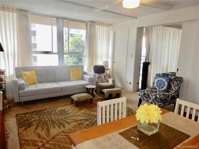 Honolulu Condo/Townhouse For Sale: 1621 Dole Street #204