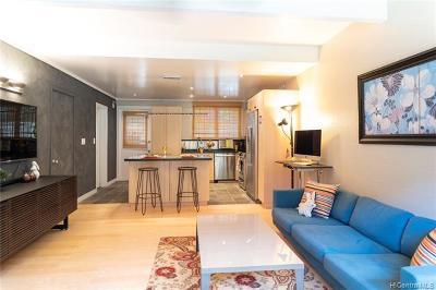 Condo/Townhouse For Sale: 4176-2 Keanu Street #11
