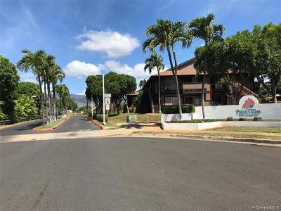 Ewa Beach Rental For Rent: 91-1029 Puamaeole Street #2T