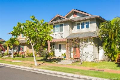 Ewa Beach Single Family Home For Sale: 91-1022 Kai Weke Street