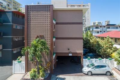 Honolulu Multi Family Home For Sale: 1993 Ala Wai Boulevard