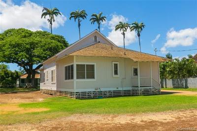 Ewa Beach Single Family Home For Sale: 91-1702 Pohakulepo Street