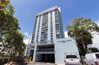 Honolulu Condo/Townhouse For Sale: 2630 Kapiolani Boulevard #402