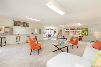 Honolulu Single Family Home For Sale: 1214 Pueo Street