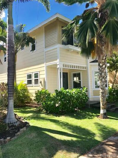 Ewa Beach Rental For Rent: 91-1141 Kaileonui Street