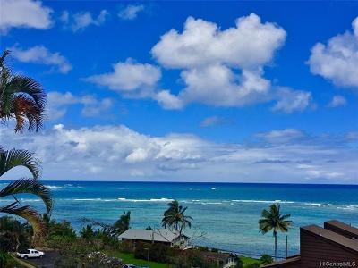 Kaaawa Condo/Townhouse For Sale: 51-636 Kamehameha Highway #626