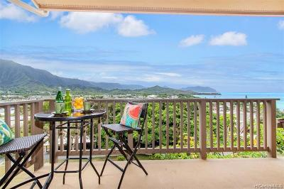 Kaneohe Condo/Townhouse For Sale: 46-044 Puulena Street #824