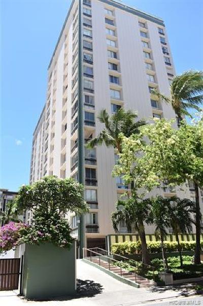 Honolulu Condo/Townhouse For Sale: 431 Nahua Street #202
