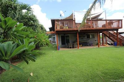 Ewa Beach Single Family Home For Sale: 91-711 Pohakupuna Road