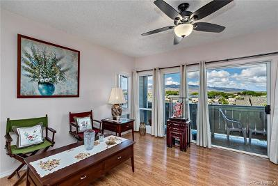 Ewa Beach Condo/Townhouse For Sale: 91-241 Hanapouli Circle #24D