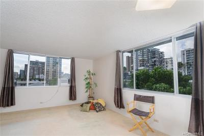 Honolulu HI Condo/Townhouse For Sale: $413,000