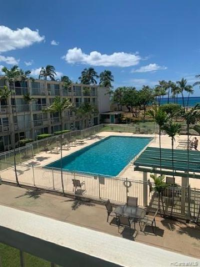 Waianae Rental For Rent: 85-175 Farrington Highway #C305