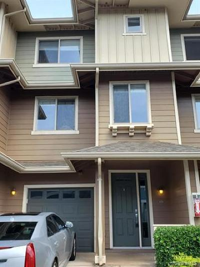 Ewa Beach Rental For Rent: 92-1125 Panana Street #604
