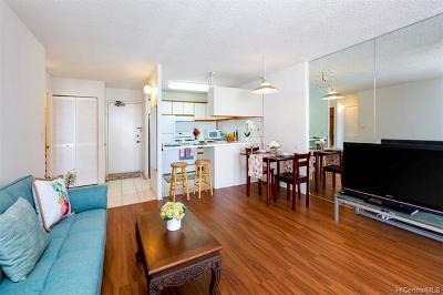Honolulu Condo/Townhouse For Sale: 475 Atkinson Drive #1402