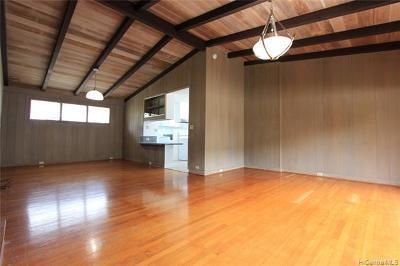 Rental For Rent: 3426 Loulu Street